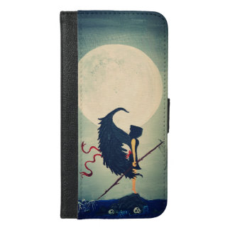 Angel of Death iPhone 6/6s Plus Wallet Case