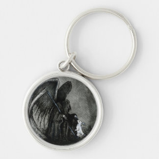 ANGEL OF DEATH KEYCHAIN