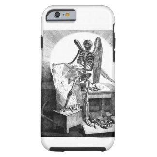 Angel of Death vintage anatomy Tough iPhone 6 Case