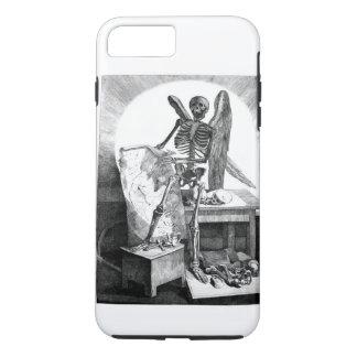 Angel of Death vintage anatomy iPhone 7 Plus Case