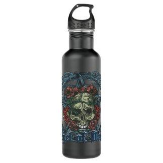 Angel of Death Water Bottle