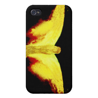 Angel of Fire iPhone Case