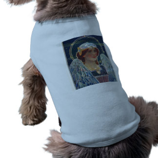 Angel of God dog shirt
