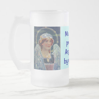 Angel of God mug