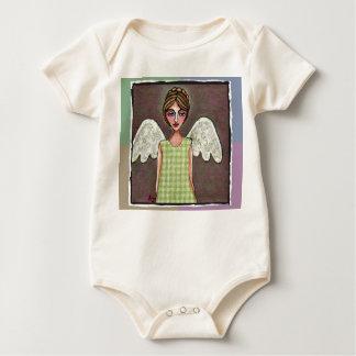 Angel of Grace - baby Baby Bodysuit