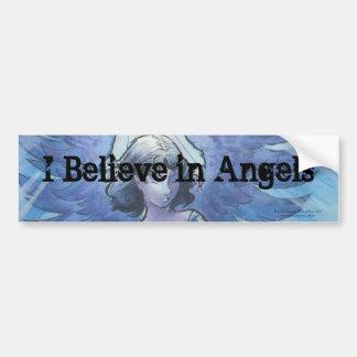 Angel of Grace Bumper Stickers
