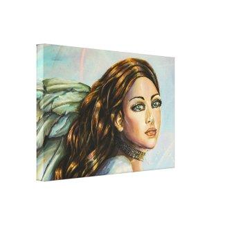 Angel of Grace Canvas Print