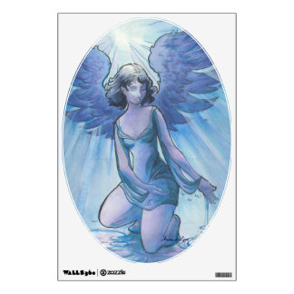Angel of Grace Room Sticker