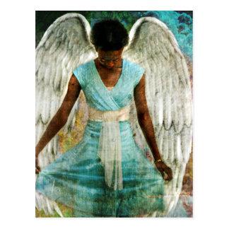 Angel of Gratitude Postcard