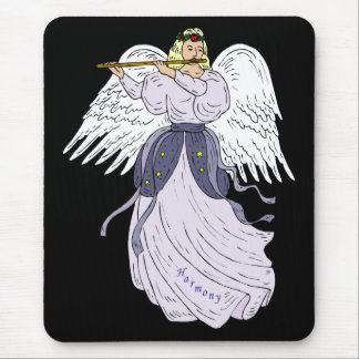 Angel Of Harmony Mouse Pad