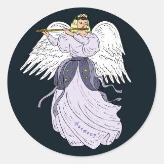 Angel Of Harmony Stickers