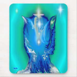 Angel Of Healing Mouse Pad