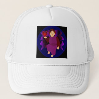 Angel Of Hearts Trucker Hat