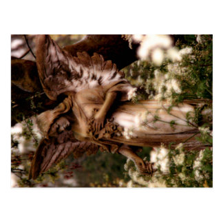 Angel of Highgate Postcard