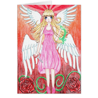 Angel of Hope Greeting Cards