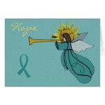 Angel of Hope Christmas Card