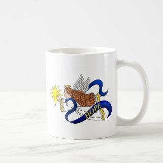 """Angel of Hope"" Coffee Mug"