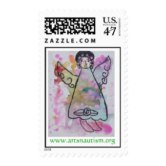 Angel of Hope Postage