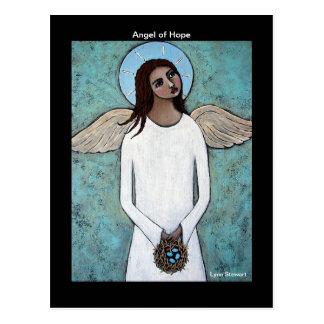 Angel of Hope Postcard