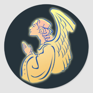 Angel Of Hope Stickers