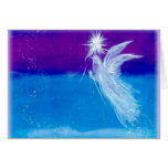 Angel of Inner Travel Greeting Cards