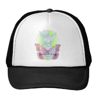 ANGEL OF INTUITION MESH HAT