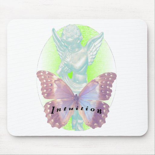 ANGEL OF INTUITION MOUSE PADS