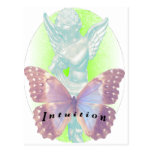 ANGEL OF INTUITION POST CARD