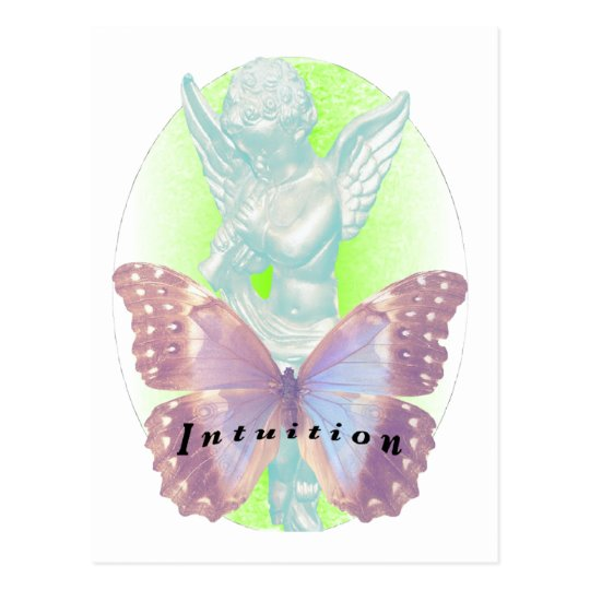 ANGEL OF INTUITION POSTCARD