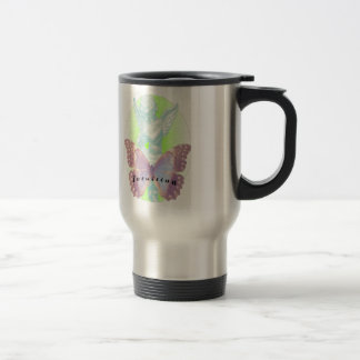 ANGEL OF INTUITION TRAVEL CUP COFFEE MUG