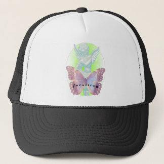 ANGEL OF INTUITION TRUCKER HAT