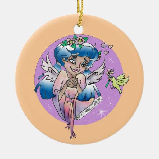 """Angel of Kindness"" Ornament"