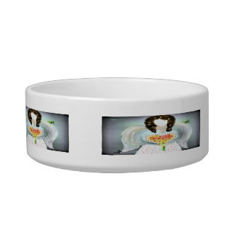 Angel of Kindness Pet Bowl
