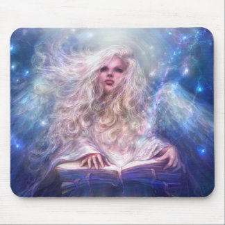 Angel Of Knowledge Mouse Pad