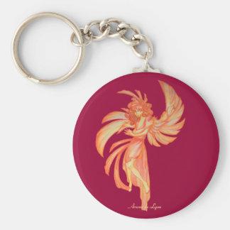 Angel of Life 2 Keychain