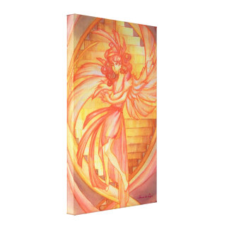 Angel of Life Gallery Wrapped Canvas