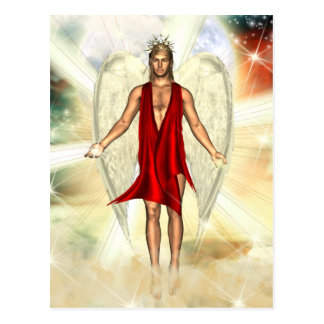 Angel of Light donated By Tabitha Jones Postcard