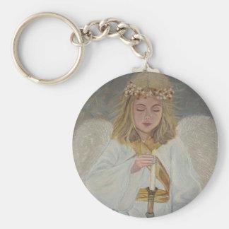 Angel of Light Keychain