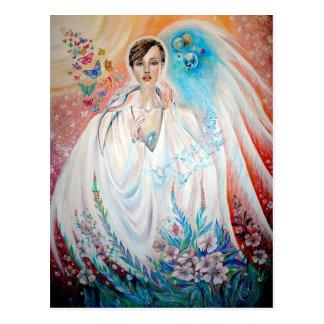 Angel of Light Postcard