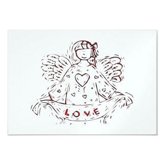 Angel of Love Card