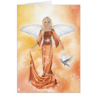 Angel of Love - GOLD Edition Card
