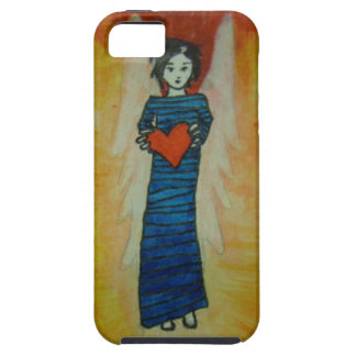 Angel of Love iPhone 5 case
