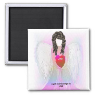 Angel Of Love Magnets