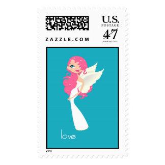 Angel of Love Postage