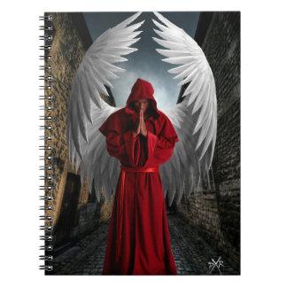 Angel of Mercy Notebook
