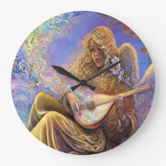 Angel Of Music Wallclocks