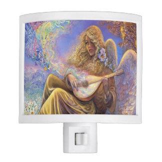 Angel Of Music Night Light