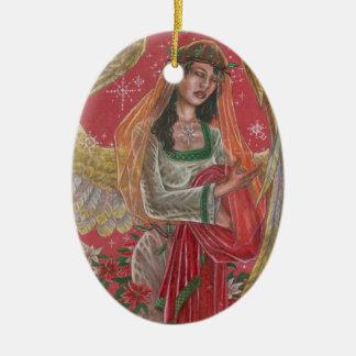 Angel of Noel Ornament