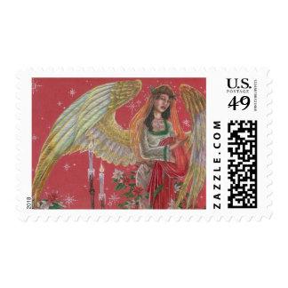 Angel of Noel Postage