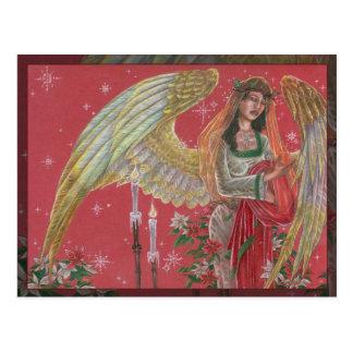 Angel of Noel Postcard